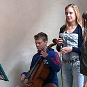 Band Agnietencollege gaat optreden