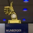 Wijnberger wint de eerste Golden Doem