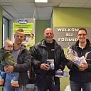 Wietse, Dennis en Klaas zijn de beste papa's