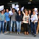 'Diploma Eerste Hulp voor 14 cursisten
