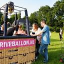 Ballonvaart van Dalfsen naar Raalte
