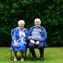 Echtpaar Middelveld- van der Veen 70 jaar getrouwd