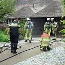 Keukenbrandje aan de Leemculeweg