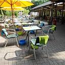 Het Boskamp klaar voor de hitte: gratis voetenbad