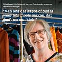 Margreet Colenbrander: Vrouw met herstellend vermogen