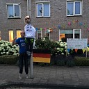 Jan Willem Hutten 25 jaar