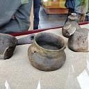 Mini-expositie archeologie, dit mag u niet missen!!