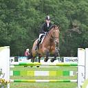 Fantastische paardensport in Hoonhorst tijdens stormachtig weekend
