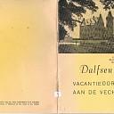 DALFSEN… 't ligt zo vriendelijk. 1953
