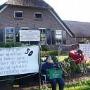 Boer Schulte speelt al 50 jaar met legoblokken