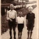 Oude foto Nieuwleusen / Den Hulst