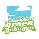 Groen Gebogen op vakantie