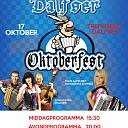Voorbereiding Dalfser Oktoberfest in volle gang