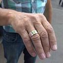Ring met emotionele waarde weer terecht