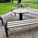 Opfrisbeurt picknickplaats