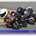 Justin Fokkert Nederlands kampioen mini-bike racing