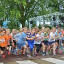 Erik Driesen uit Vollenhove de snelste op het Plinq Loopfestijn Dalfsen
