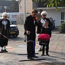 Feestelijke opening nieuwe speeltuin Schaapmanstraat