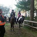Ponyclub Nieuwleusen naar Broekland