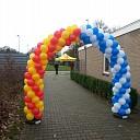 Ballonnen gestolen of gevlogen?