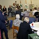 Vergadering van Stichting Kunst om Dalfsen