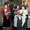 Kerstmarkt Lemelerveld bij Brugstede