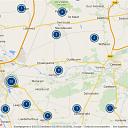 Misdaad in kaart