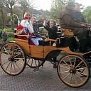 Sinterklaas komt aan in Lemelerveld