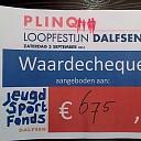 Plinq Loopfestijn Dalfsen maakt mooi bedrag over