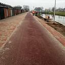 Vanmiddag oplevering fietsstraat Lemelerveld