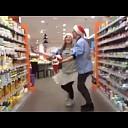 Albert Heijn Dalfsen wenst iedereen wel op een hele speciale manier een goede kerst!