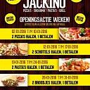 Jackino opent 2 januari met spectaculaire openingsactie weken