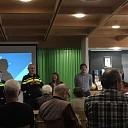 Inbrekers in Heino ook niet meer veilig