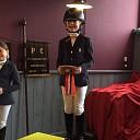 Jade Kalshoven Dressuur kampioen Vechtdal