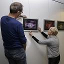 Inrichten expositie