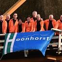 Hoonhorst bedankt