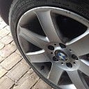 Schade aan BMW