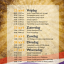 5 dagen Oranjefeest in Hoonhorst