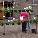 Verkoop bloemen en perkplanten tbv koor