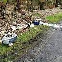 Afval gedumpt? Nee hoor, niet echt