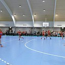 Handbalsters Sercodak  opnieuw landskampioen