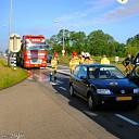 Ongeval /Letsel verkeerslichten Oudleusen.