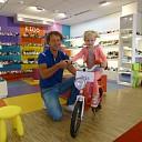 Iris Meerveld en Wout Warnaar winnaars Dwars Red-Rag Recycle Bikes