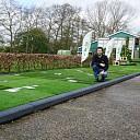 Vernieuwde showtuin Van de Brake Kunstgras laat trends zien