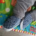 Schoen verloren en weer gevonden