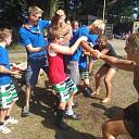 Opening Scoutingseizoen Lemelerveld ontaardt in groot watergevecht