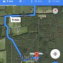 Navigatie stuurt mensen letterlijk het bos in
