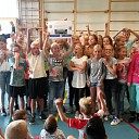 Carrousel 7/8 actiefste klas in Dalfsen