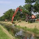 Bespreken onderhoud watergangen