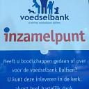 Inzamelactie voedselbank
